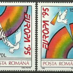 1995 - Europa, serie neuzata