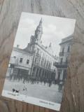 Cernauti , CAFENEAUA GRAND , 1923 / carte postala, Circulata, Fotografie