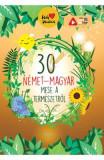 30 de povesti despre natura (maghiar-german)