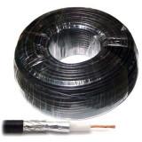 Cumpara ieftin Cablu coaxial RG58 Cabletech, 100 m, impedanta 50 ohm