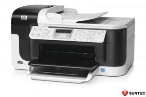 Imprimanta multifunctionala cu jet HP OfficeJet 6500A AiO CN555A fara cartuse, fara alimentator si fara printhead-uri