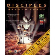 Disciples Sacred Lands Gold Edition