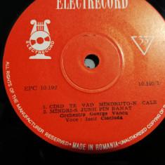 Iosif Ciocloda - Raritate (EPC10192/Electrecord) - Vinil/format mic - 33 rpm/VG+