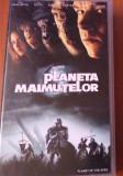 PLANETA MAIMUTELOR  - FILM CASETA VIDEO VHS