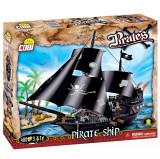 Set de construit Cobi, Pirates, Pirate Ship (400 pcs)
