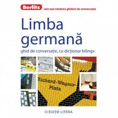 Berlitz - Limba germana - Ghid de conversatie cu dictionar bilingv