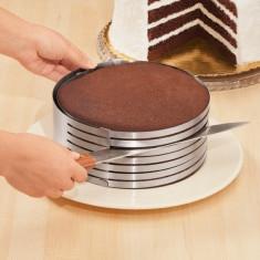 Dispozitiv pentru feliat tort