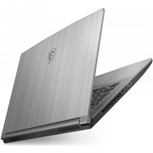 Laptop MSI Creator 15M A9SD 15.6 inch FHD Intel Core i7-9750H 16GB DDR4 512GB SSD nVidia GeForce GTX 1660 Ti 6GB Grey