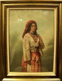 CAROL POPP DE SATUARY - TANARA IN COSTUM NATIONAL