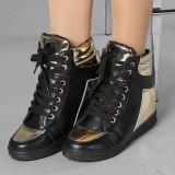 Pantofi sport dama Marinela negru