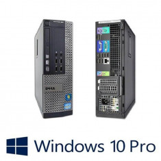 PC refurbished Dell Optiplex 990 SFF, i7-2600, Win 10 Pro