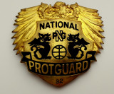Insigna PROTGUARD PNG NATIONAL serie 32