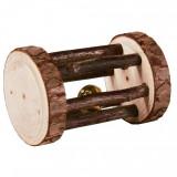 Jucarie Din Lemn pentru Rozatoare cu Clopotel 5×7 cm 61654