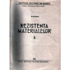 Rezistenta materialelor vol.3 (Buzdugan)