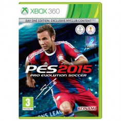 Pro Evolution Soccer 2015 D1 Edition XB360