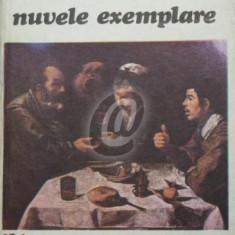 Nuvele exemplare (Ed. Cartea romaneasca)