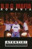 Caseta audio B.U.G Mafia - Romania, Casete audio