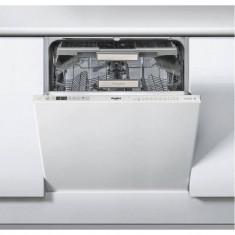 Masina de spalat vase incorporabila Whirlpool WIO 3T133 DEL, 10 programe, 14 seturi, Clasa A+++, 60 cm