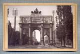 W148 FOTO CABINET-VERLAD VON FERD. FINSTERLING IN MUNCHEN - SIEGESTHOR -AGITATIE