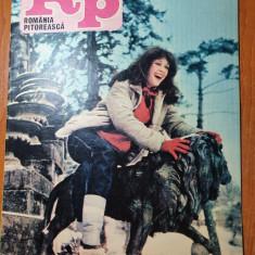 romania pitoreasca noiembrie 1982-art. cenade-alba,viata la stana,barlad,capsa