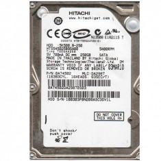 "Hard Disk Laptop 2.5"" Hitachi 250GB 5400rpm sata 3"