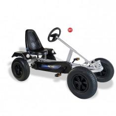 Kart cu pedale Dino Cars Sport BF1 Gri