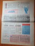 sportul fotbal 18 decembrie 1987-sfarsitul turului,steaua conduce neinvinsa
