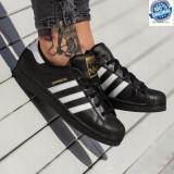 """Adidas Superstar """"ORIGIN Black"""" ORIGINALI 100% Unisex nr 40"""