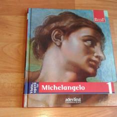 VIATA SI OPERA LUI MICHELANGELO -IOANA BOGDAN