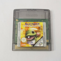 Joc Nintendo Gameboy Color - Bust A Move Millennium, Actiune, Toate varstele, Single player
