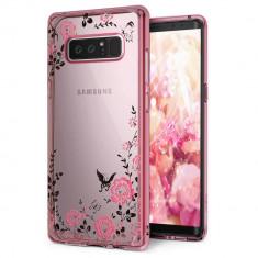 Husa SAMSUNG Galaxy S10 Plus - Diamond (Roz-Auriu) FORCELL