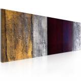 Tablou pictat manual - Modificarea starii de spirit - 100 x 40 cm, Artgeist