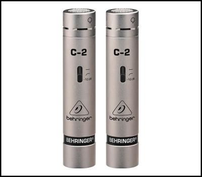 C2-Microfoane cu fir-Behringer foto