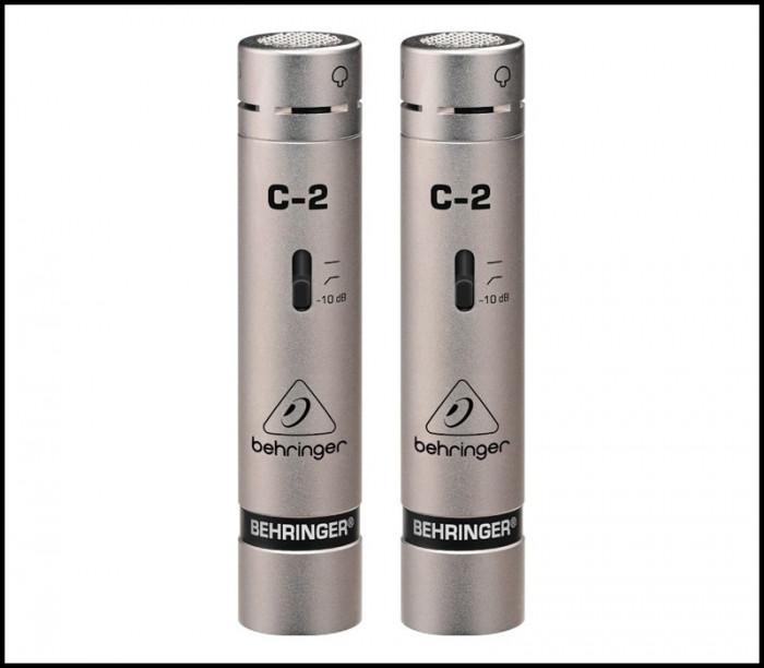 C2-Microfoane cu fir-Behringer