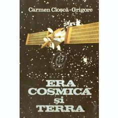 Era cosmica si Terra