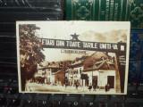 CARTE POSTALA * BUSTENI , BD. I.V. STALIN , 1952
