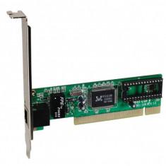 Placa de retea PCi 100MBS realtek RTL8139D RJ45