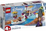 LEGO Disney Frozen II, Expeditia cu canoe a Annei 41165