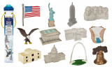 Tub obiective turistice S.U.A