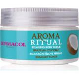 Dermacol Aroma Ritual Brazilian Coconut exfoliant delicat pentru corp