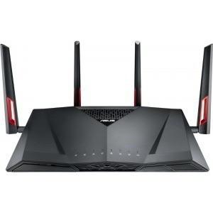Router wireless ASUS Gigabit RT-AC88U Dual-Band foto