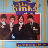 VINIL    The Kinks ‎– The Kinks Greatest Hits  VG+