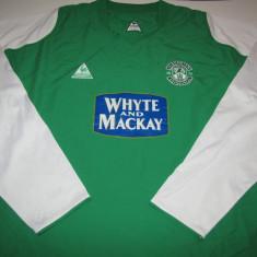 Tricou fotbal - HIBERNIAN Edinburgh FC (Scoția), XXL, Din imagine, De club