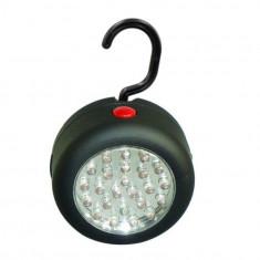Lampa de lucru Wert W2616 24 LED uri baterii incluse