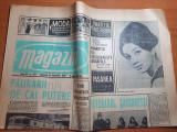Magazin 14 octombrie 1967-prima locomotiva electrica romaneasca,restaurante