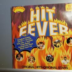 Hit Fever – Selectii (1978/Arcade/RFG) - Vinil/Vinyl/Impecabil (M)