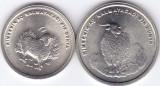Moneda Turcia 500.000 si 750.000 Lire 2002 - KM#1161, 1162 UNC  (set x2), Europa