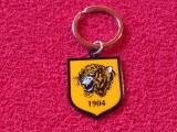 Breloc metalic fotbal - HULL CITY FC (Anglia)