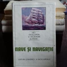 NAVE SI NAVIGATIE - ION A MANOLIU