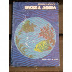 UZINA AQUA - MIHAI C. BACESCU